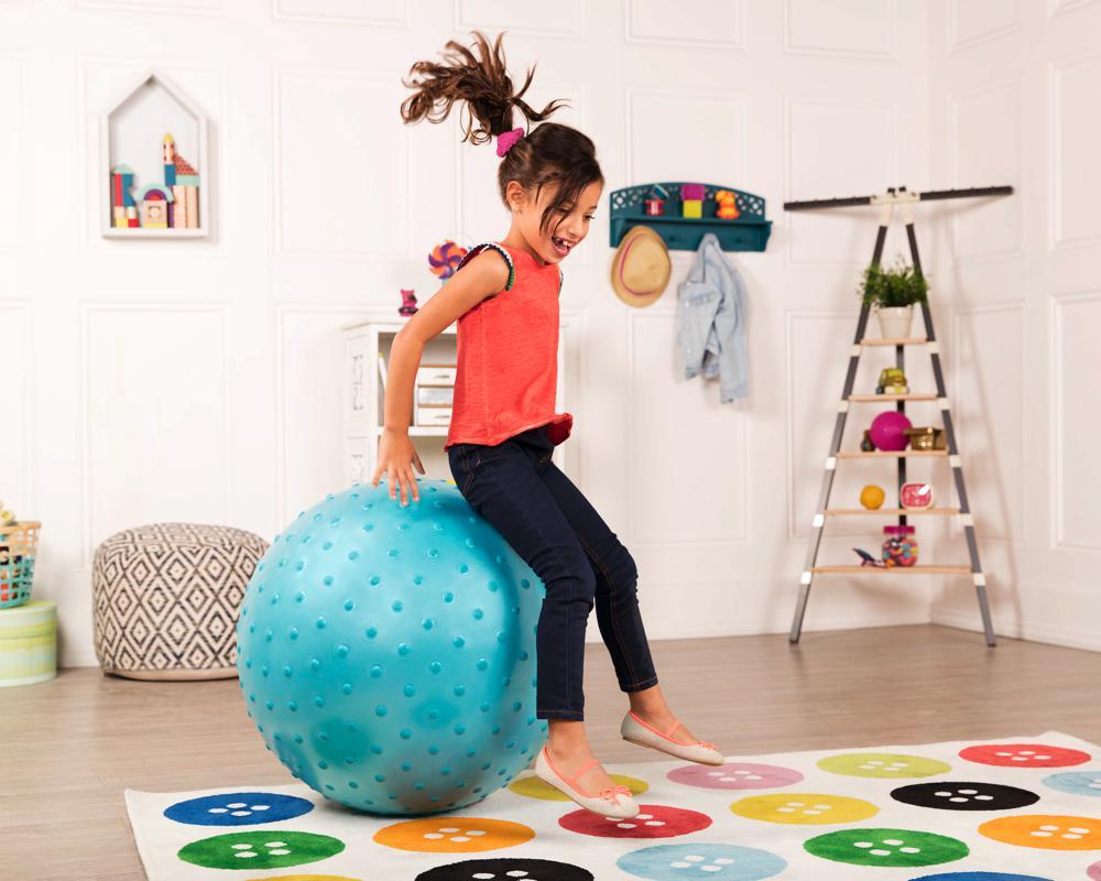 B. Active - Grand ballon rebondissant