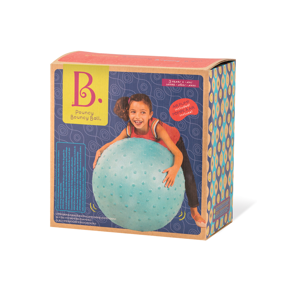 B. Active - Grand ballon rebondissant Pouncy Bouncy Ball