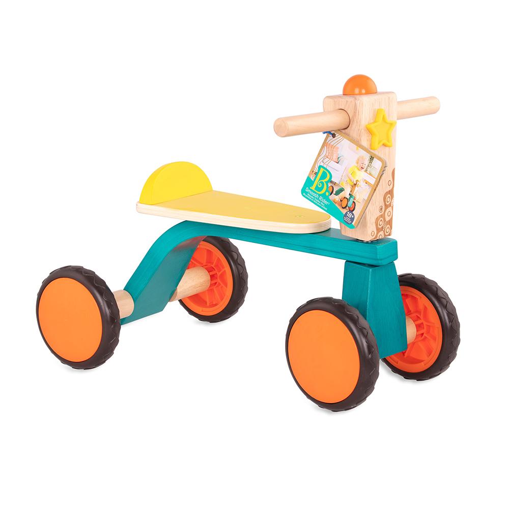 B.Woody - Vélo à 4 roues Smooth Rider