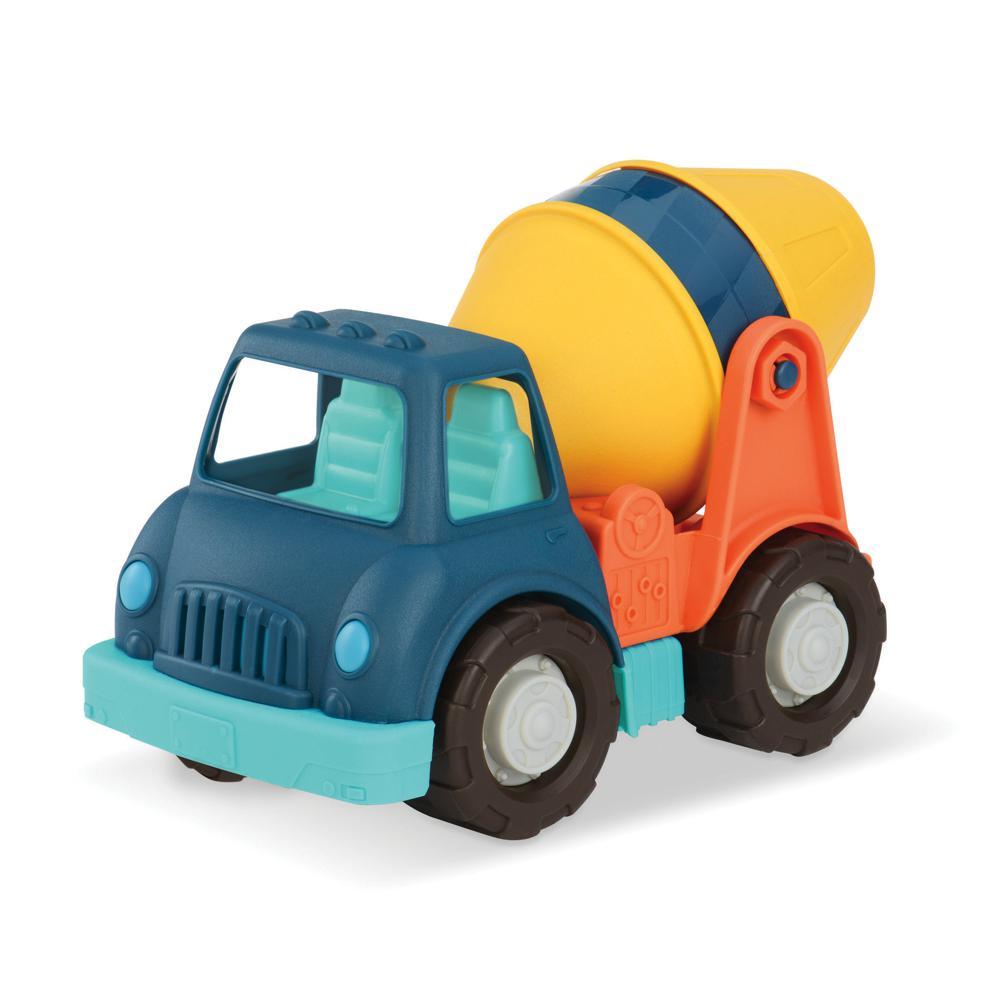Wonder Wheels - Camion bétonnière