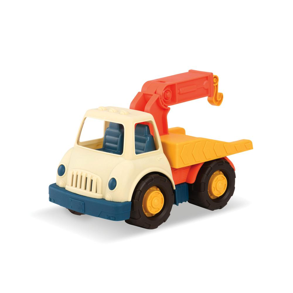 Wonder Wheels - Camion remorque