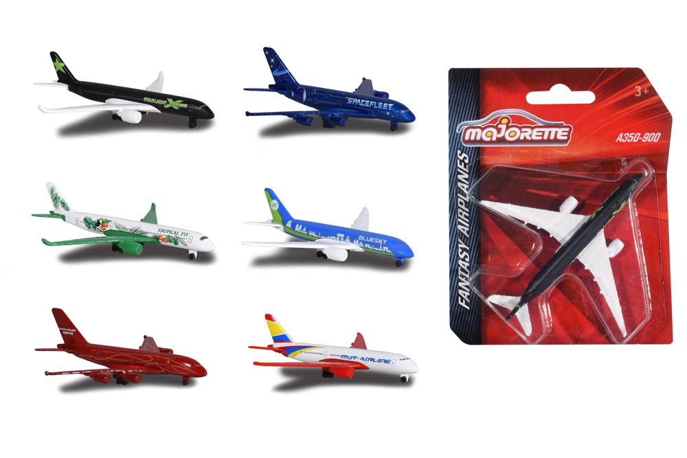 Majorette - Avion assortis