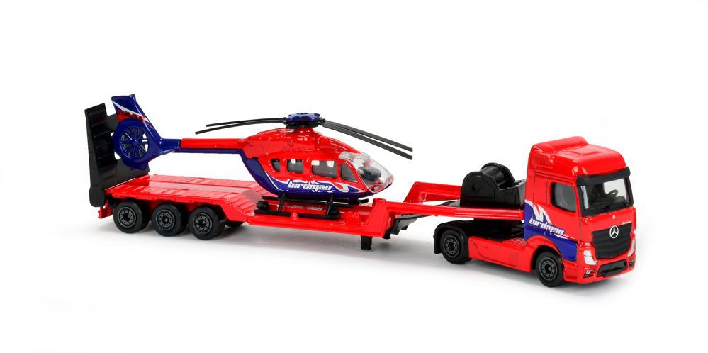 Majorette - Transporteur 20 cm assortis