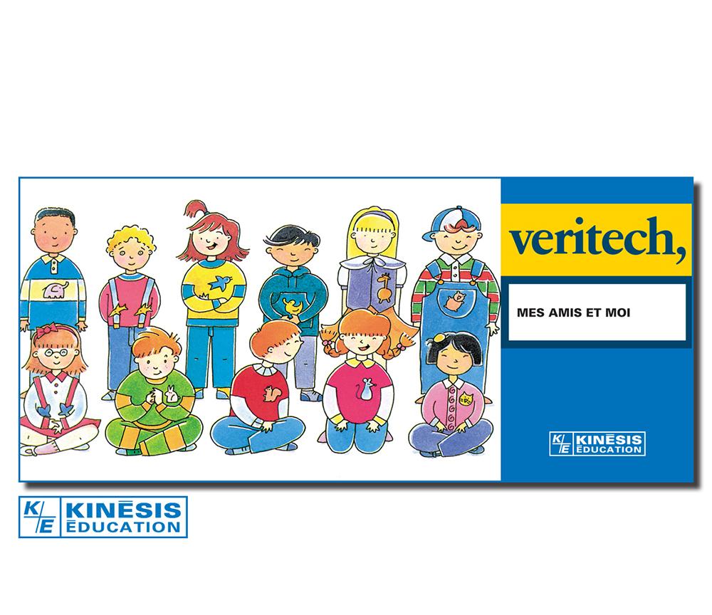 Veritech - Mes amis et moi Version française