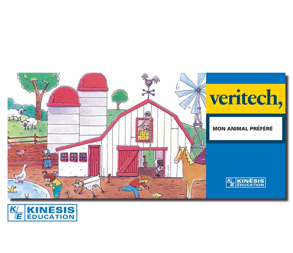 Veritech - Mon animal préféré Version française