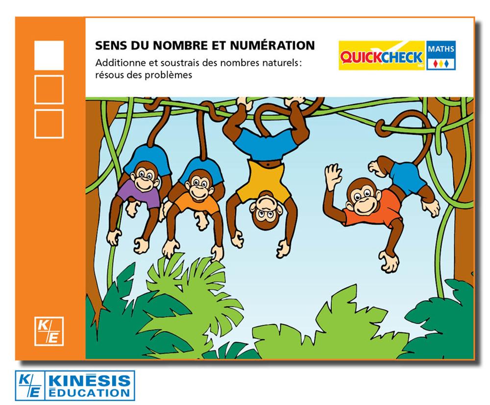 QuickCheck - 1re année-Sens du nombre et Numération Version française