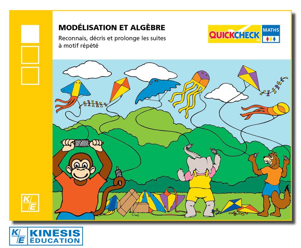 QuickCheck - 1re année-Modélisation et Algèbre Version française