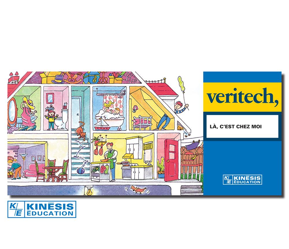 Veritech - Là, c'est chez moi Version française