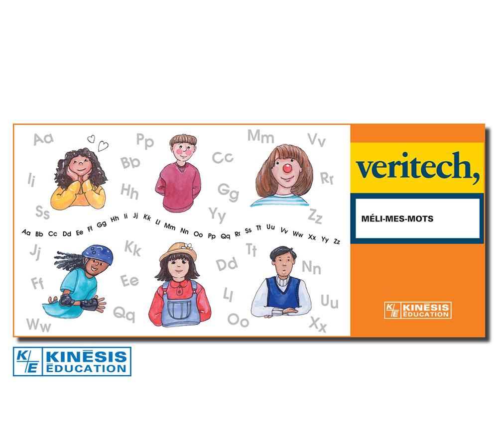 Veritech - Méli-mes-mots Version française