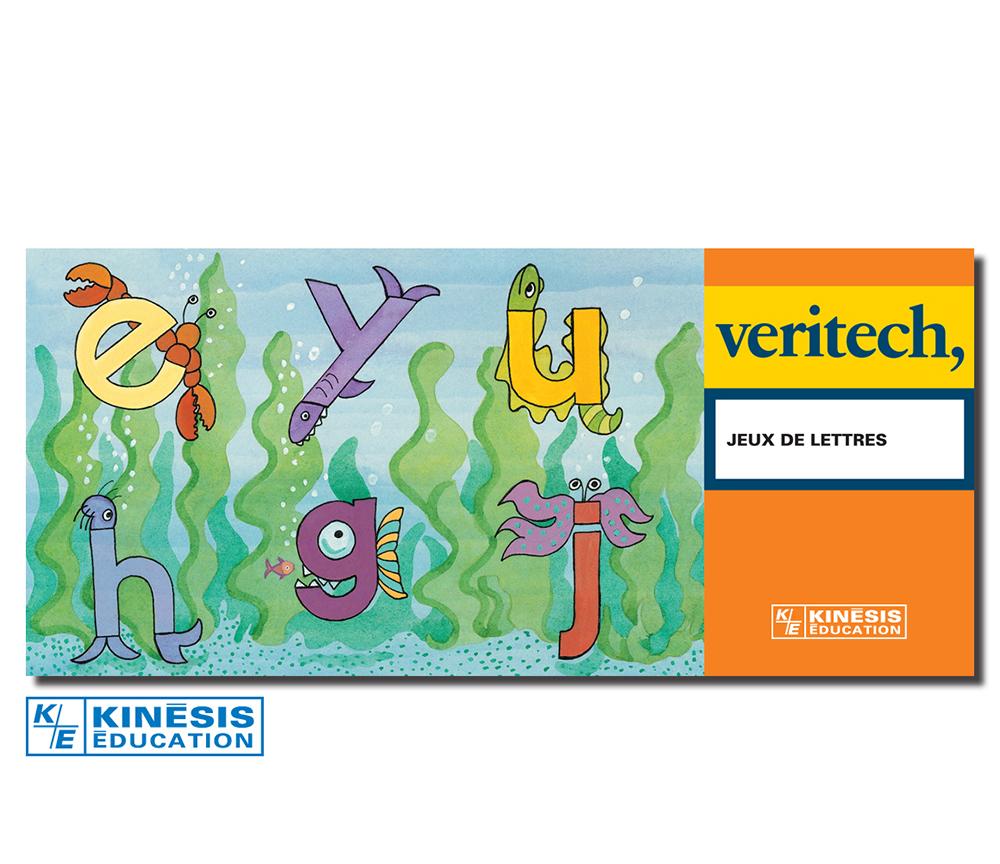 Veritech - Jeux de lettres Version française