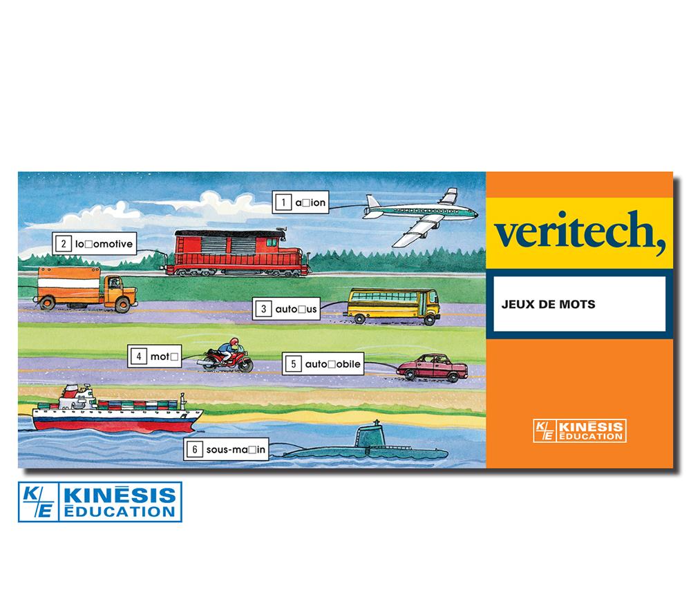 Veritech - Jeux de mots Version française
