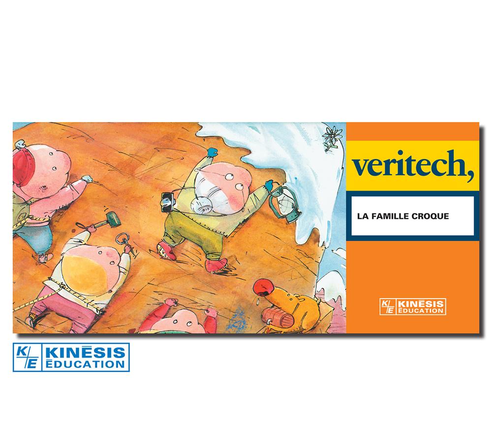 Veritech - La famille Croque Version française
