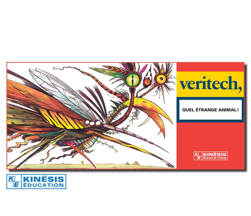 Veritech - Quel étrange animal ! Version française