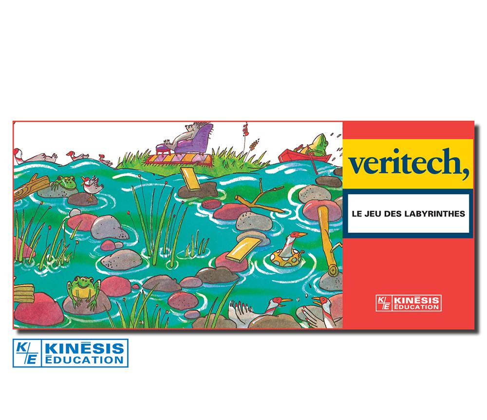 Veritech - Le jeu des labyrinthes Version française