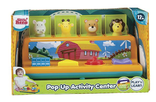 Centre d'activités Pop-up