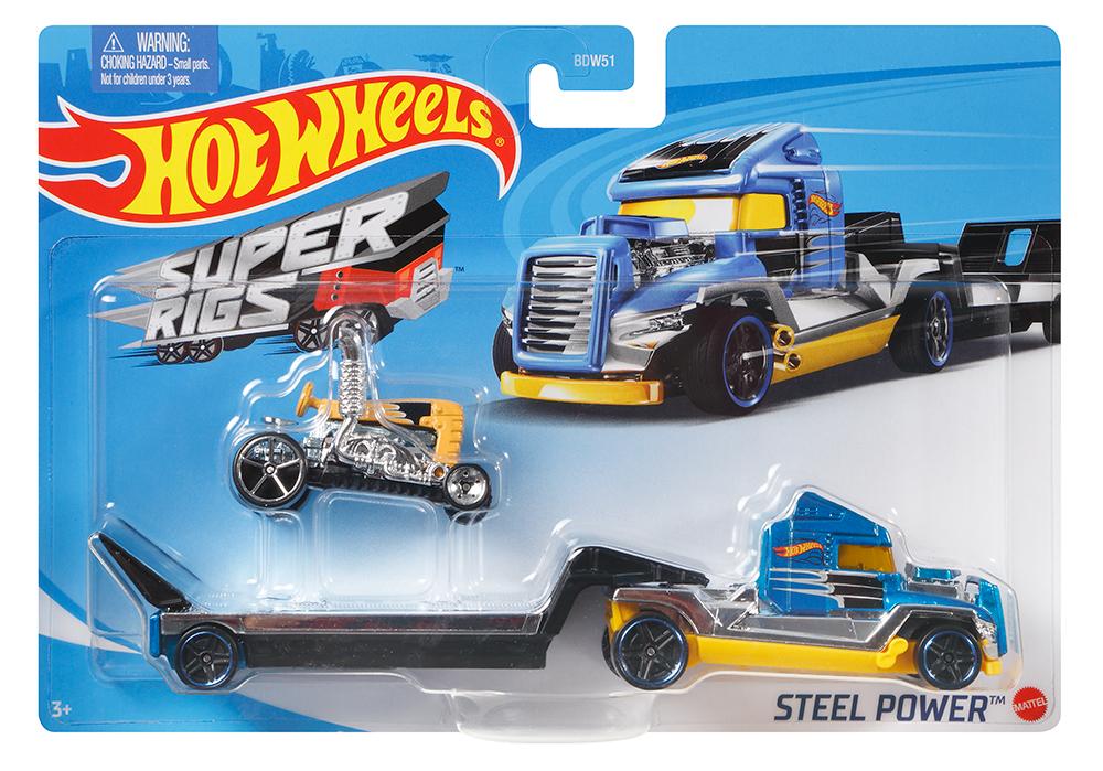 Hot Wheels - Transporteur assortis