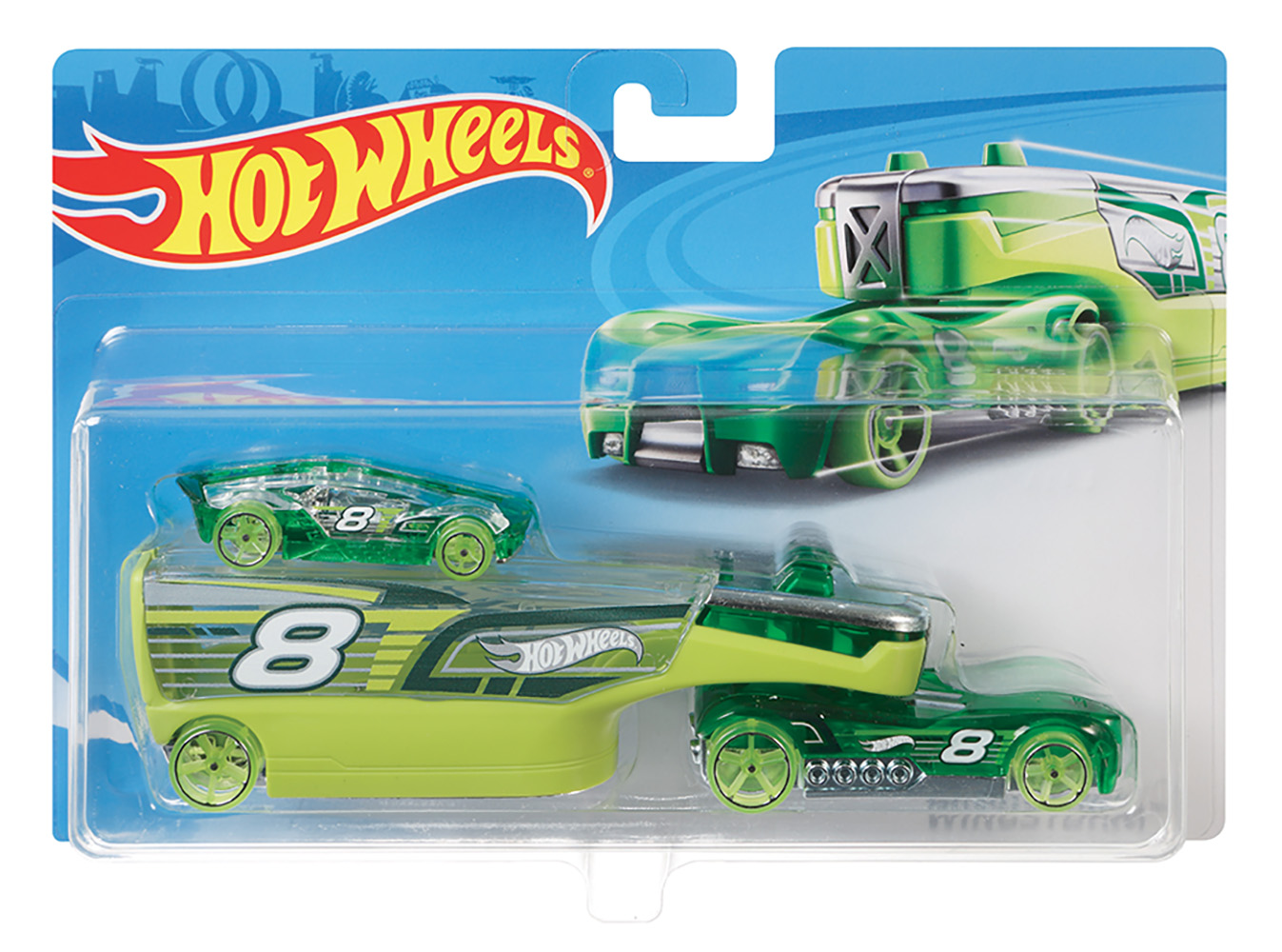 Hot Wheels - Transporteur assortis