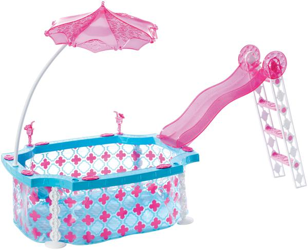 Barbie - Piscine Glam