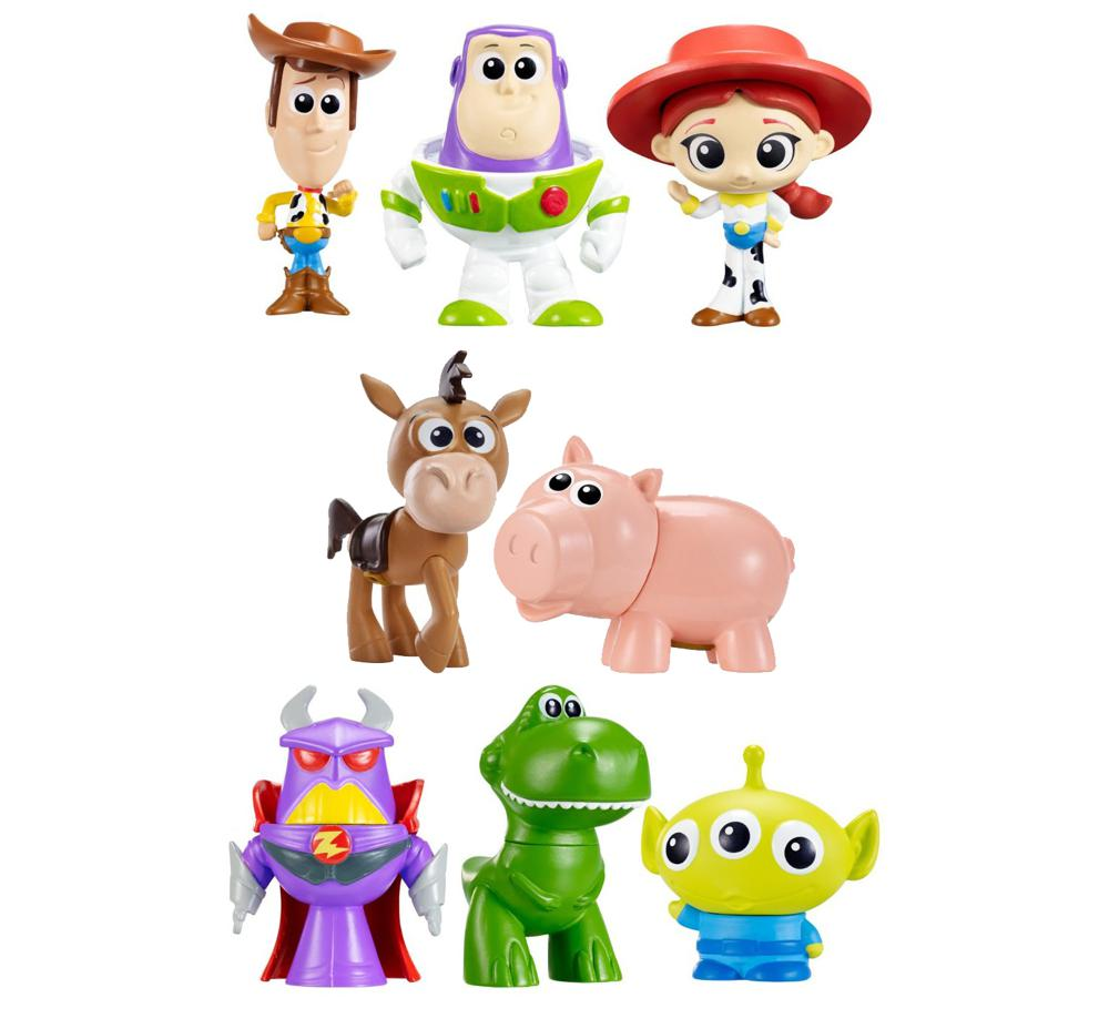 Histoire de jouets - Mini sac surprise assortis