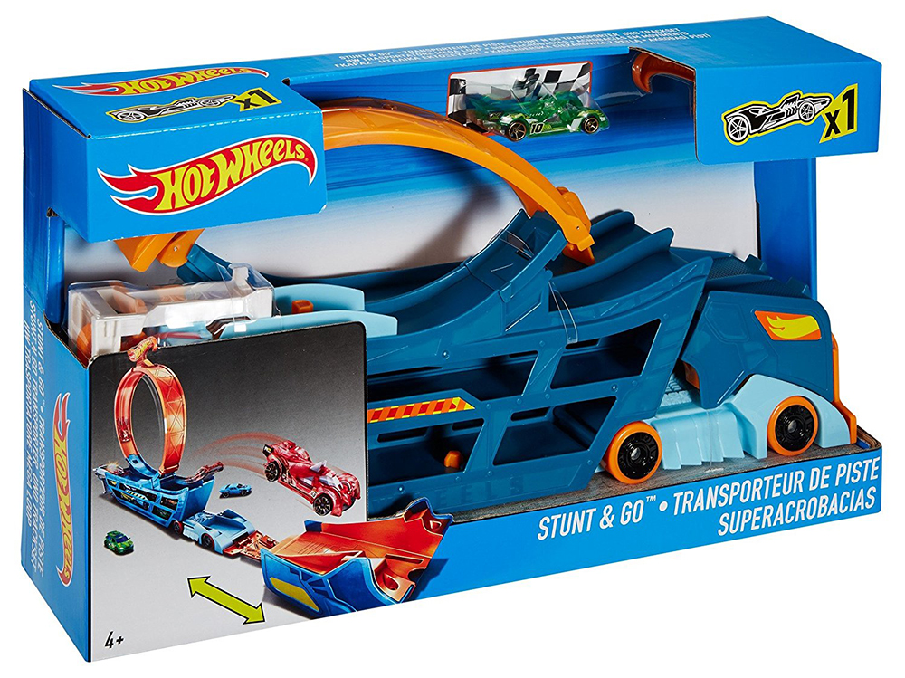 Hot Wheels - Transporteur de piste 1:64