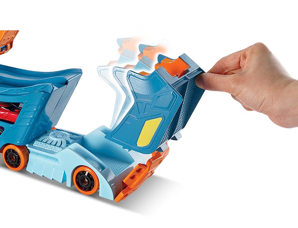 Hot Wheels - Transporteur de piste 1:64