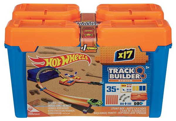 Hot Wheels Track Builder Boîte Cascades