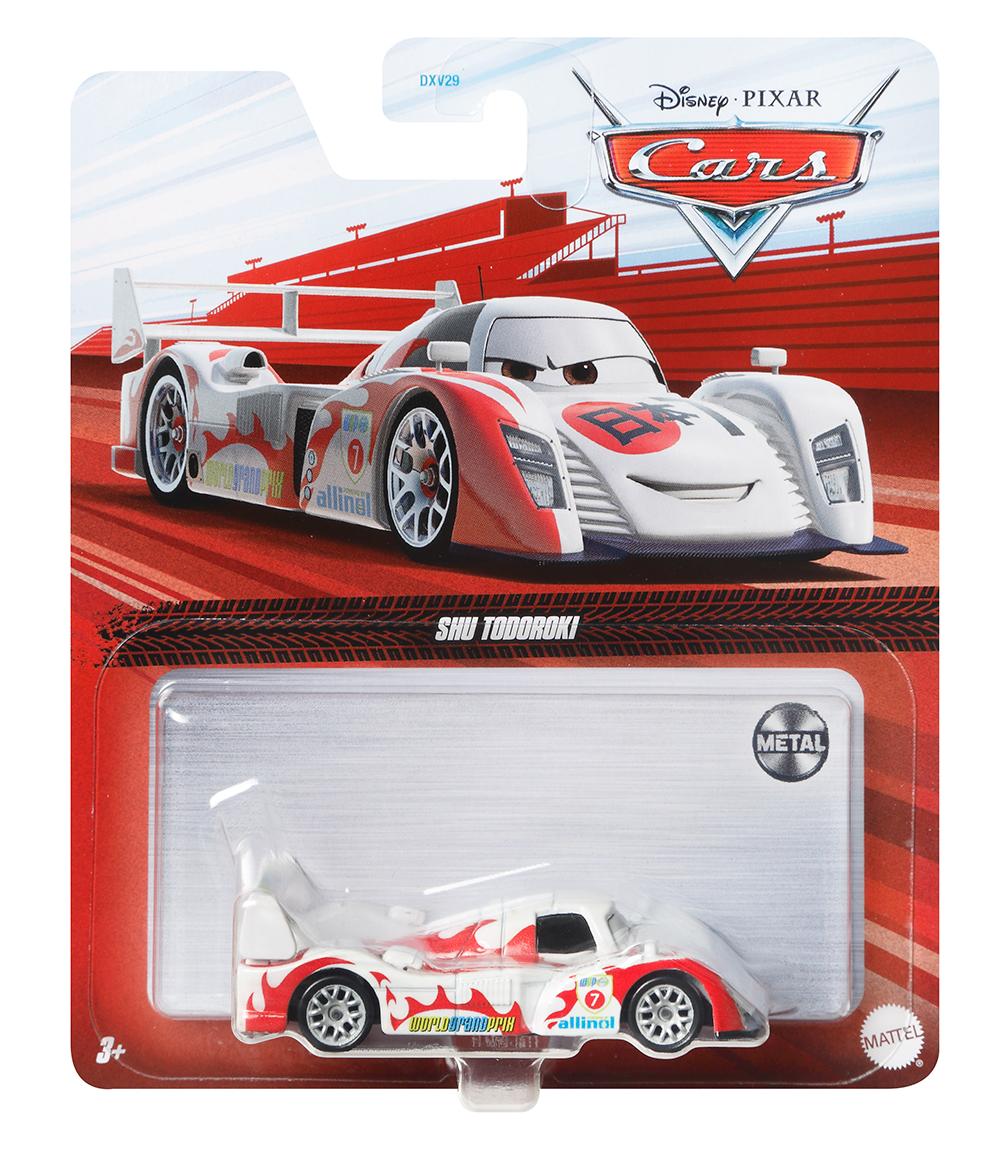 Cars 3 - Voitures en métal 1:64 assortiment