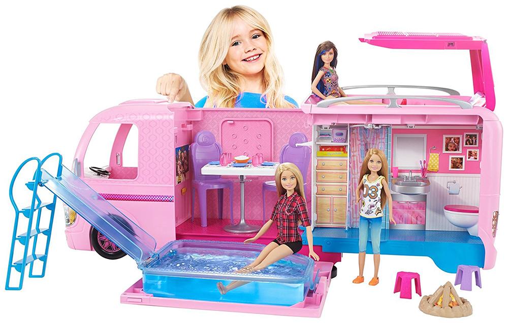 Barbie - Campeur de rêve