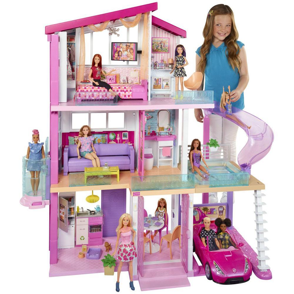 Barbie - Maison de rêve