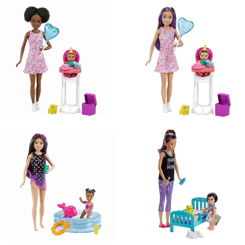 Barbie - Skipper Babysitters Inc. - Ensemble de jeu assortis