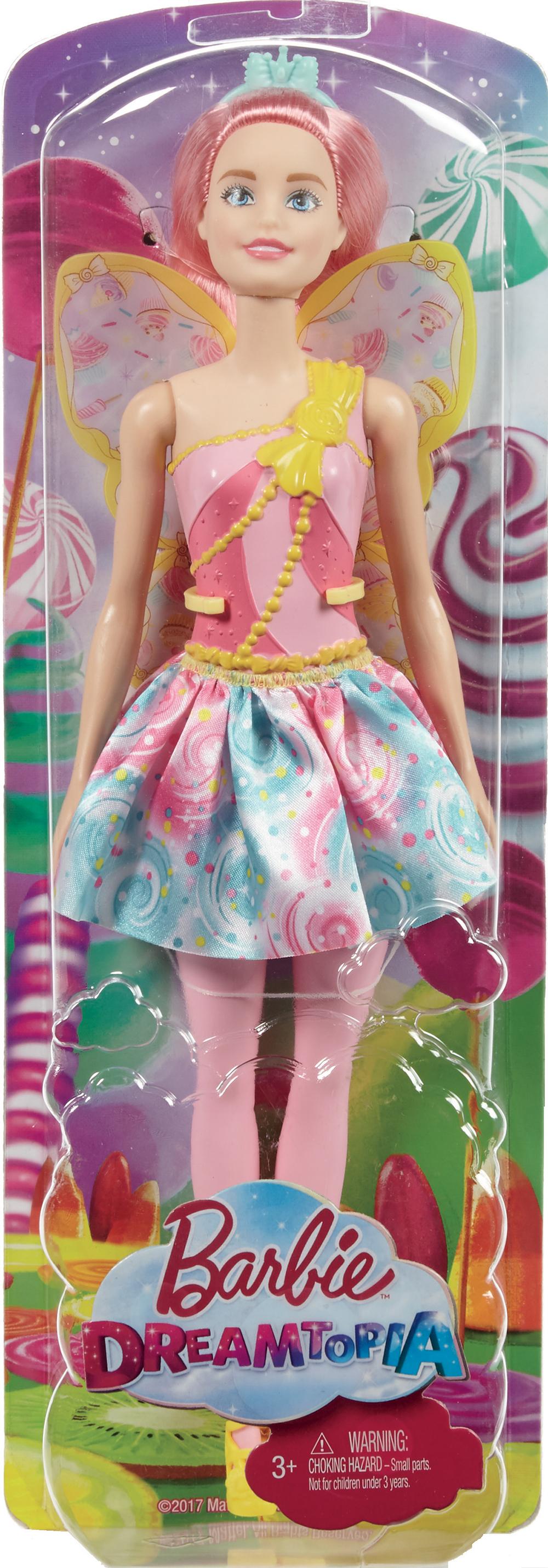 Barbie Dreamtopia - Poupée Fée assortie