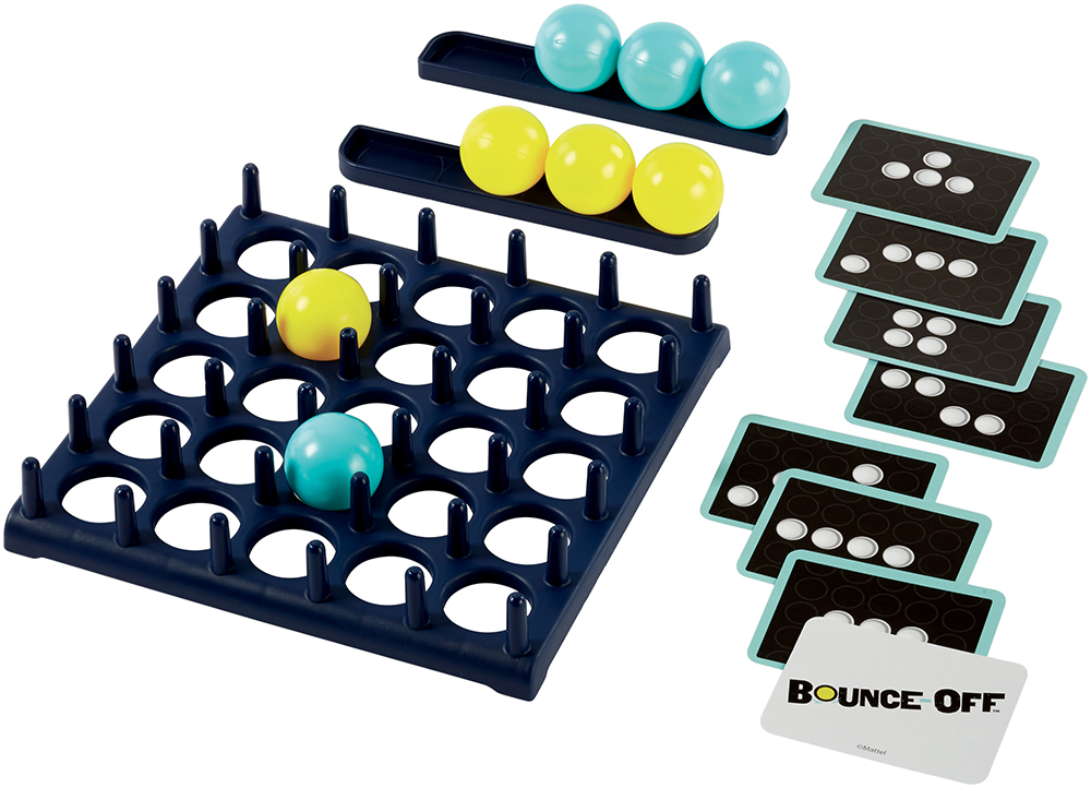 Bounce Off - Collection Jeu Rapide!