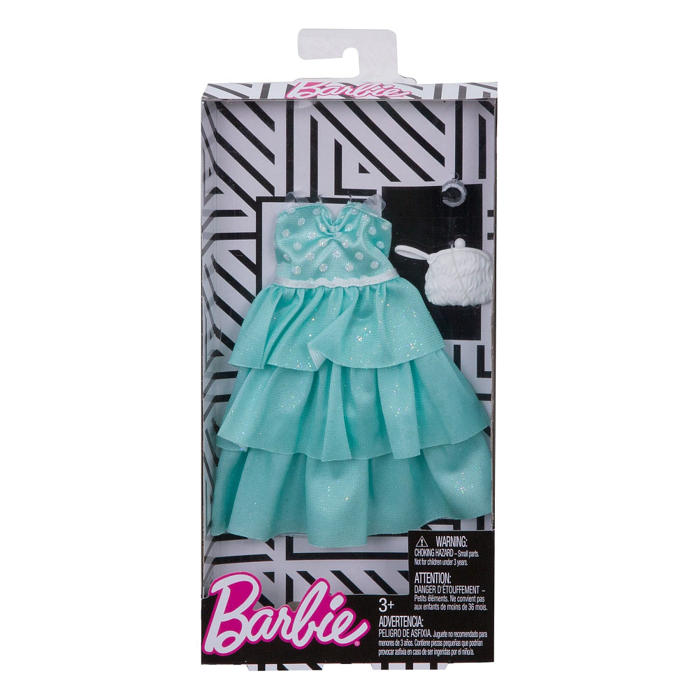 Barbie - Ensemble vêtements assortis
