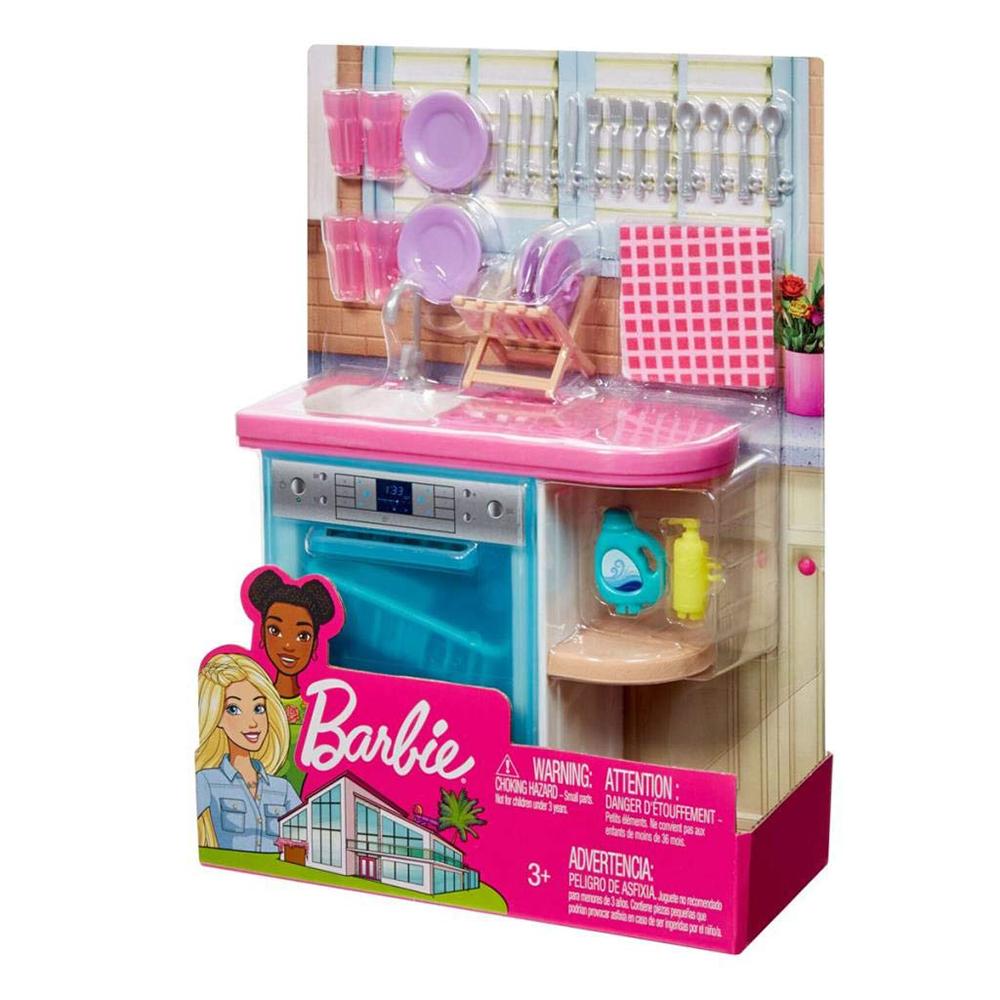 Barbie - Meubles et accessoires assortis