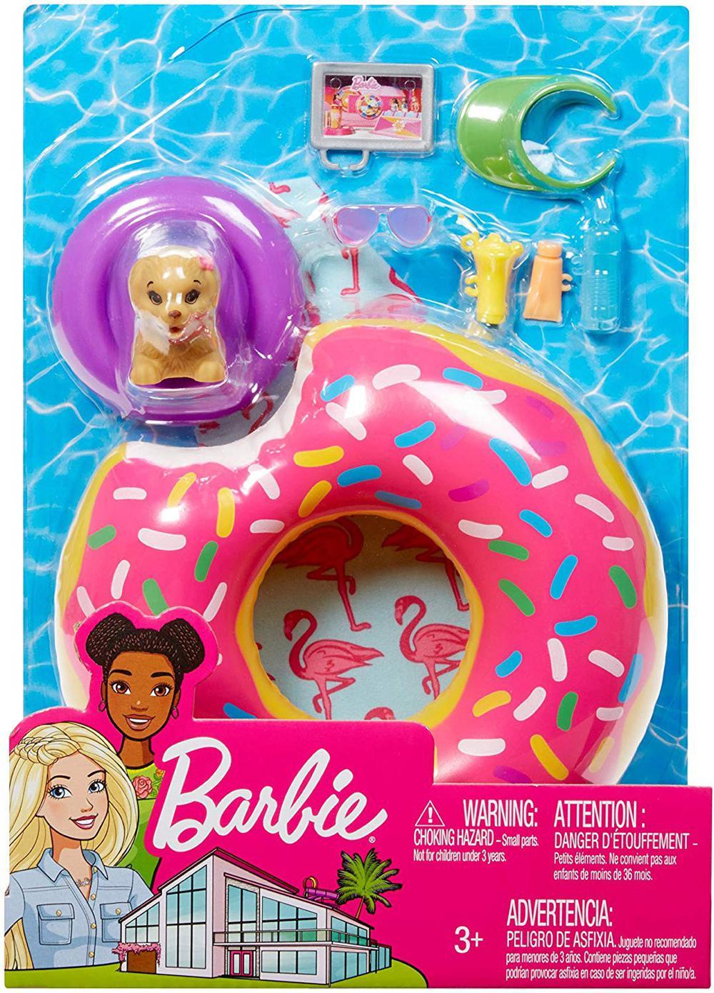 Barbie - Meubles d'extérieur assortis