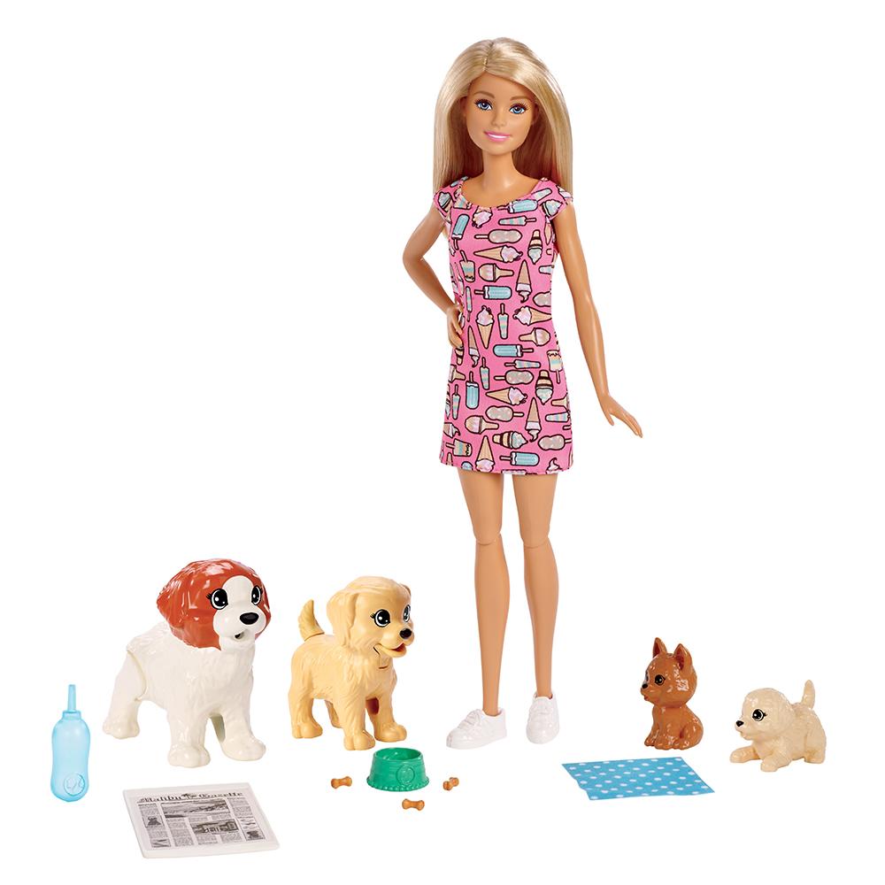 Barbie - Garderie canine