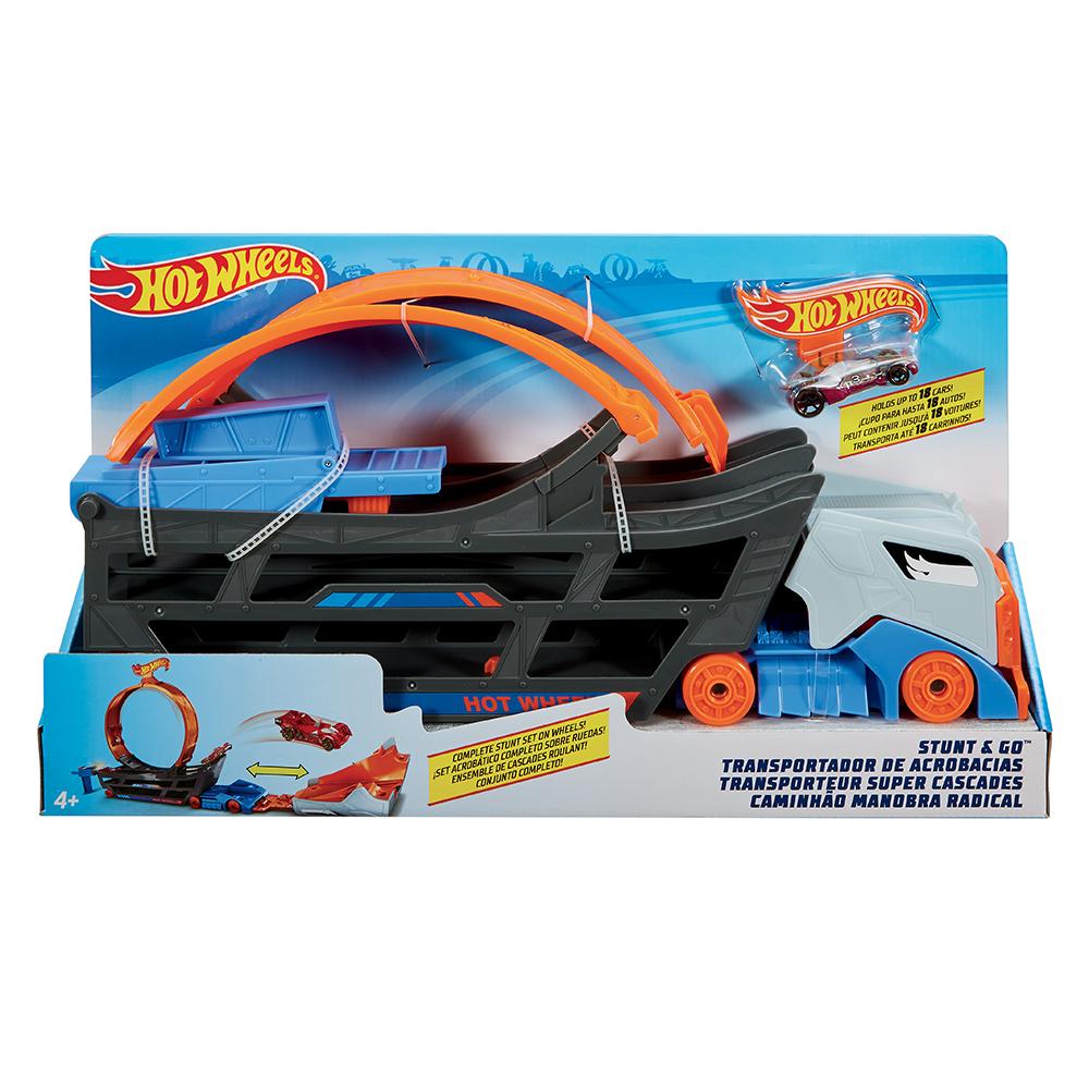 Hot Wheels Transporteur de piste
