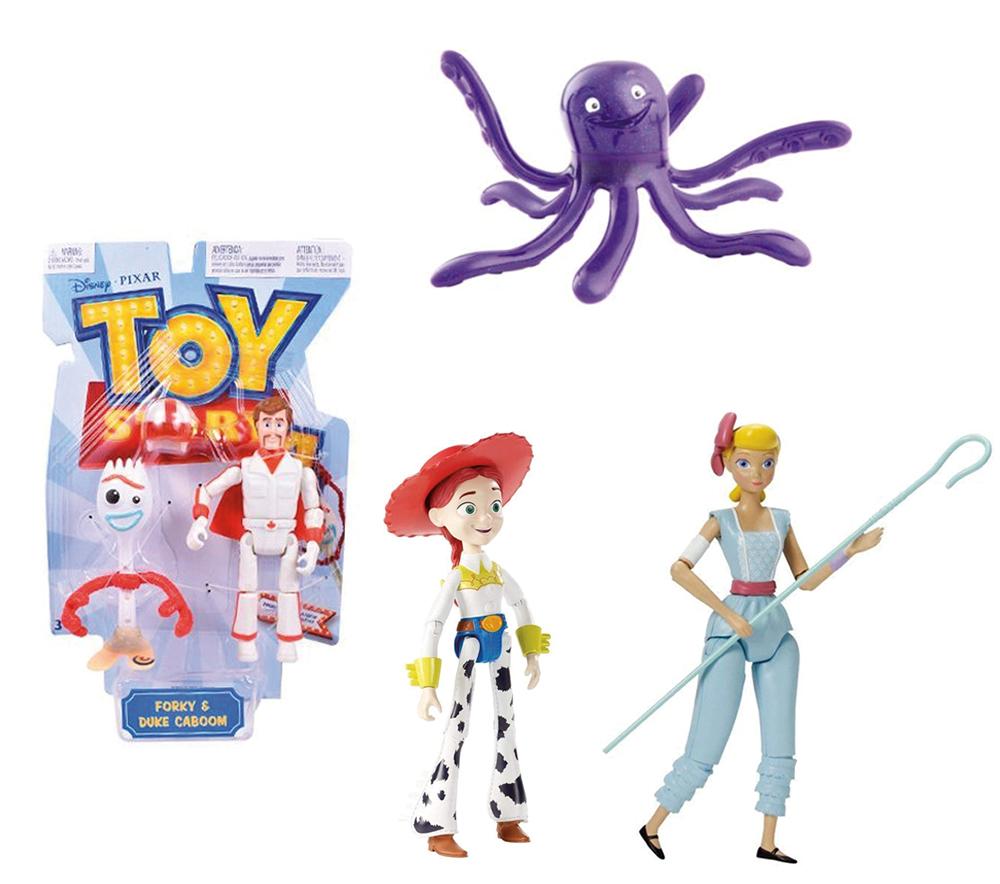 Histoire de jouets 4 - Figurine 18 cm assorties