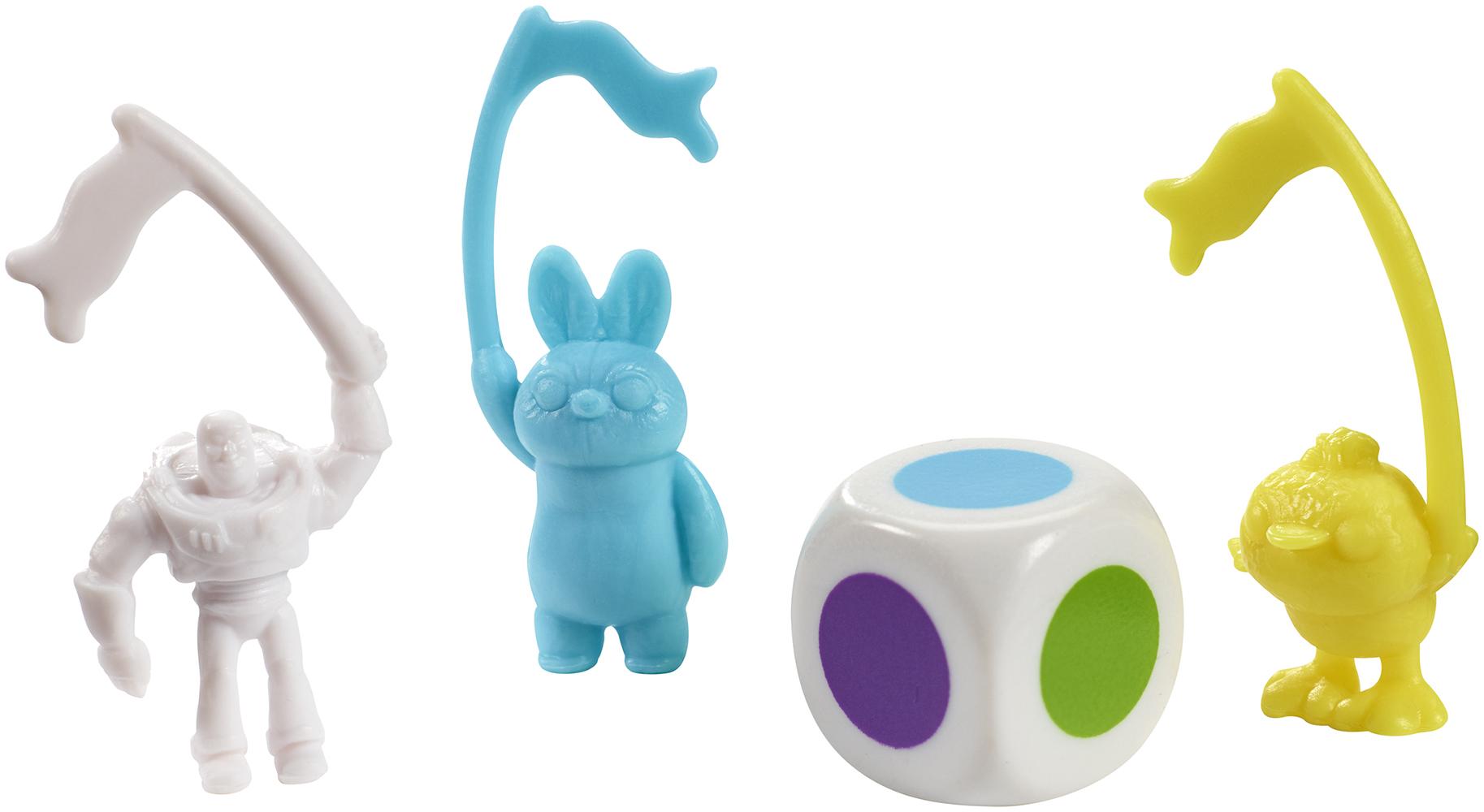 Jeu Kerplunk - Histoire de jouets 4