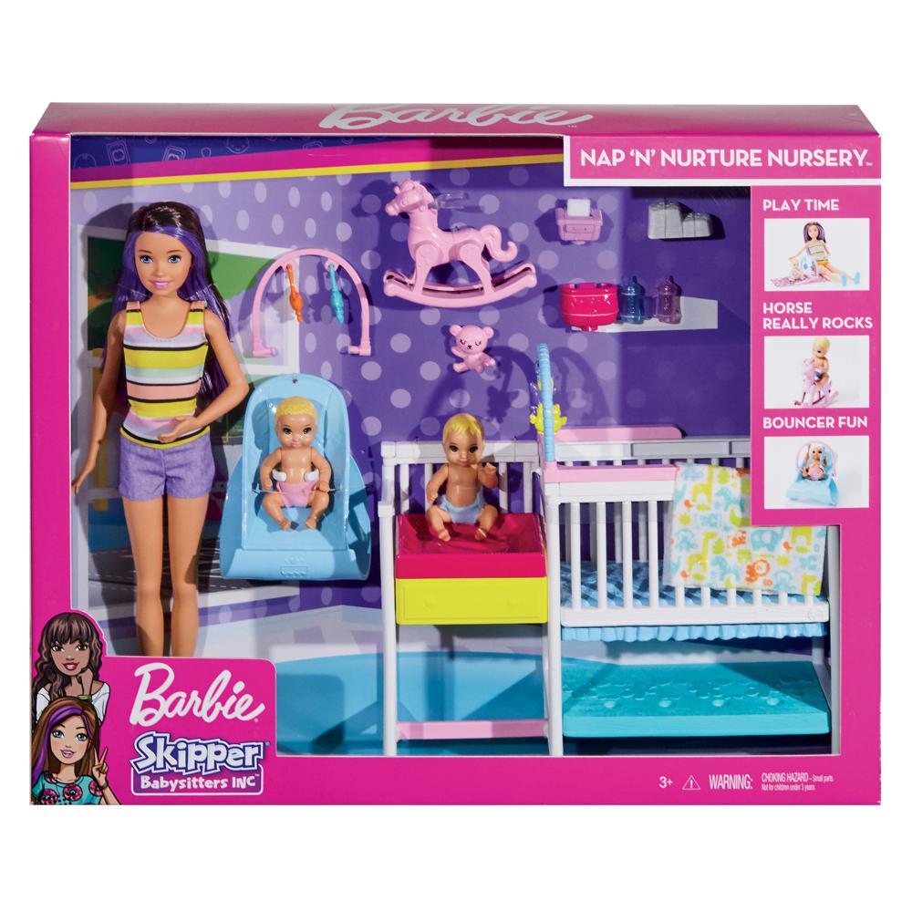 Barbie Skipper - La chambre des jumeaux