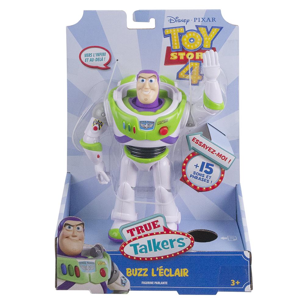 Histoire de jouets 4 - Buzz 18 cm Version française