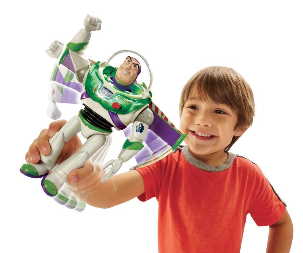 Histoire de jouets 4 - Figurine Blast Off Buzz Lightyear