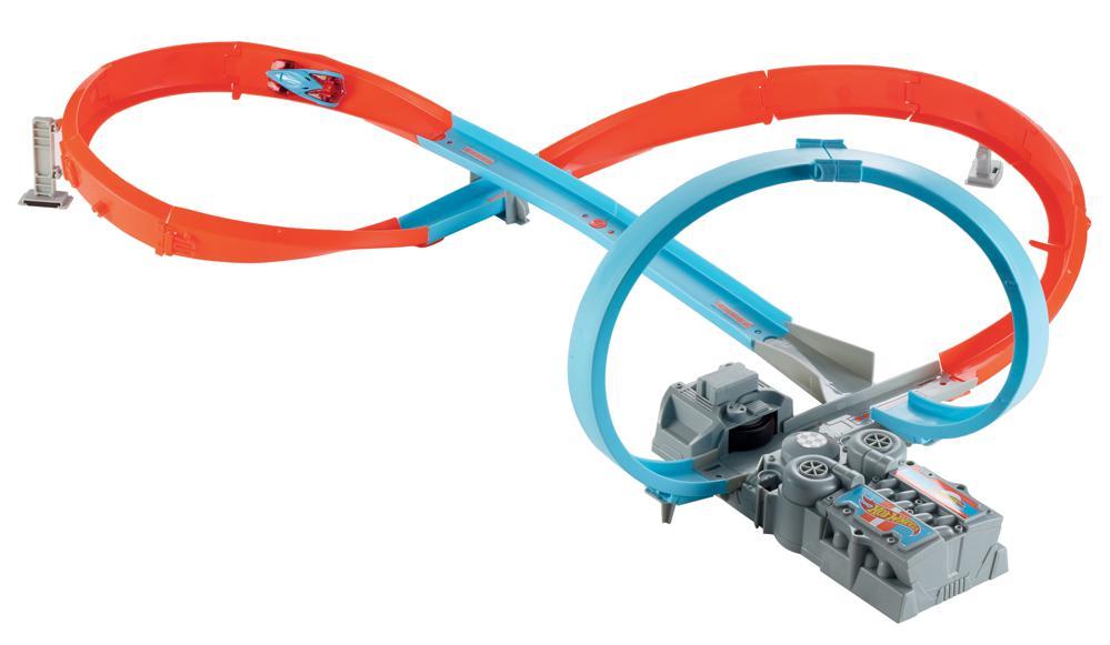 Hot Wheels - Piste de circuit en 8