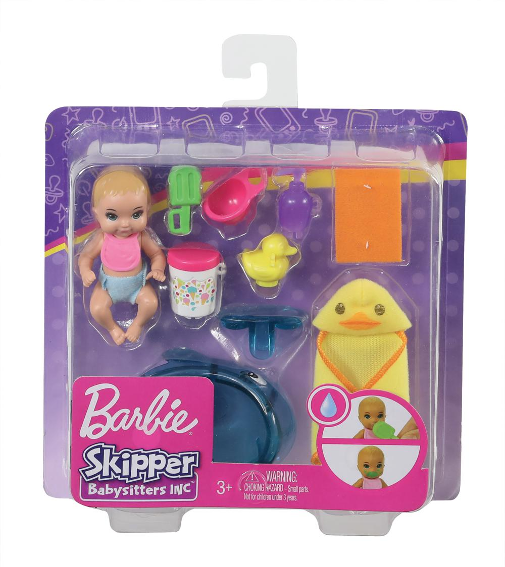 Barbie Skipper - Babysitters Feature Baby assorted