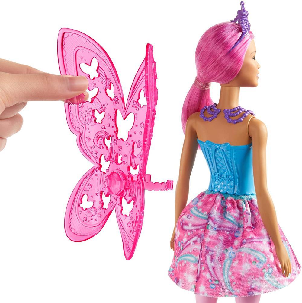 Barbie Dreamtopia- Fée assorties