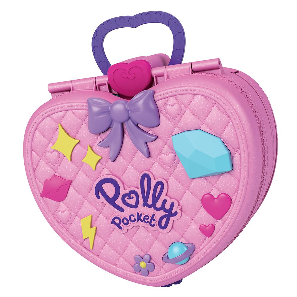 Polly Pocket - Sac à dos parc thématique