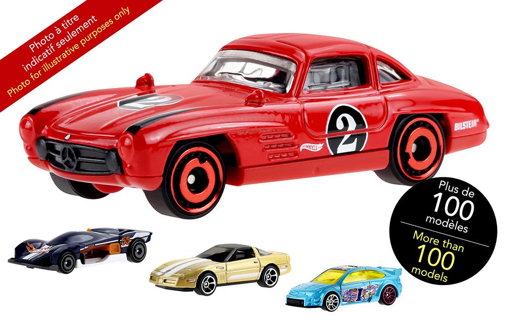 Hot Wheels - Auto de base assorties