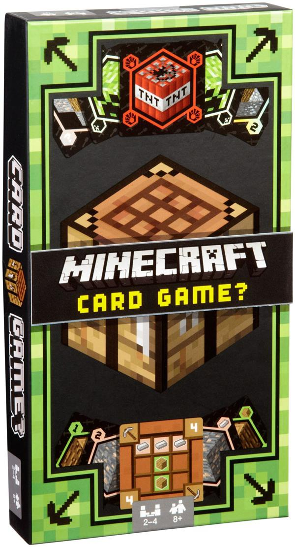 Minecraft jeu de cartes jeux - Jeux video de minecraft ...