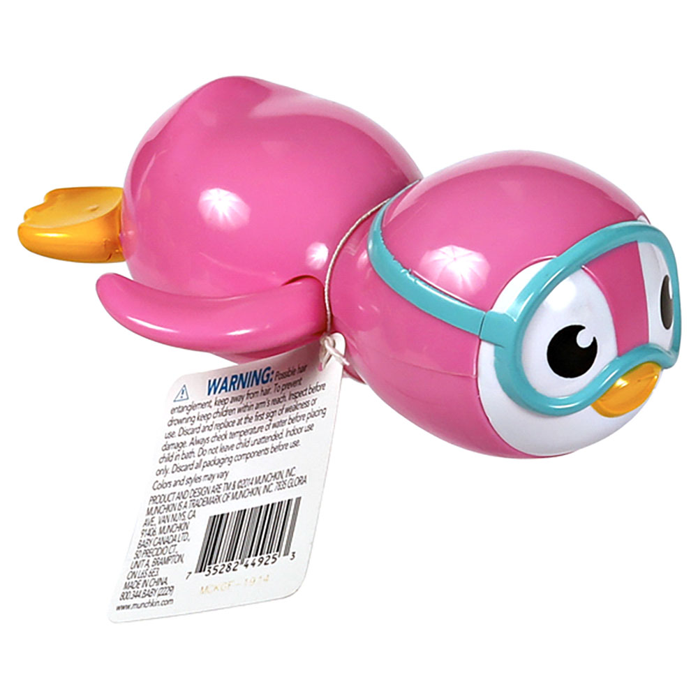 Munchkin - Pingouin nageur