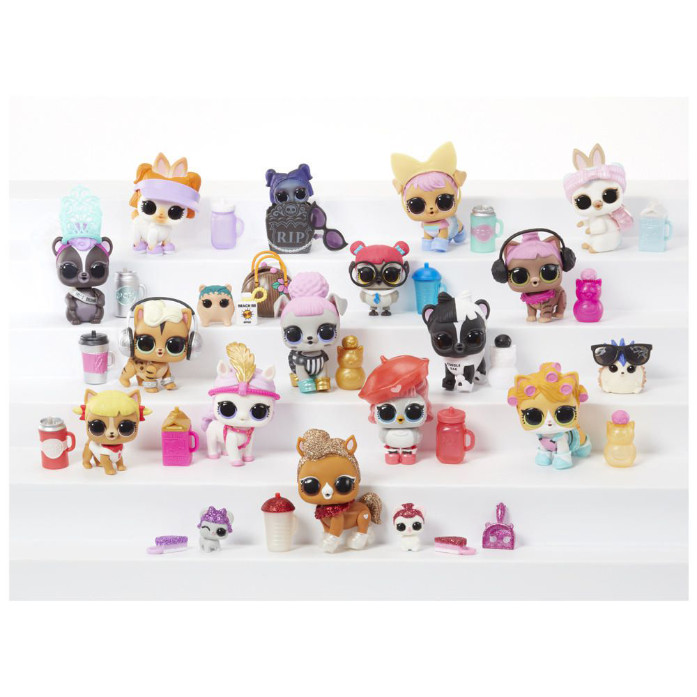 L.O.L. Animal surprise S.2 assortis